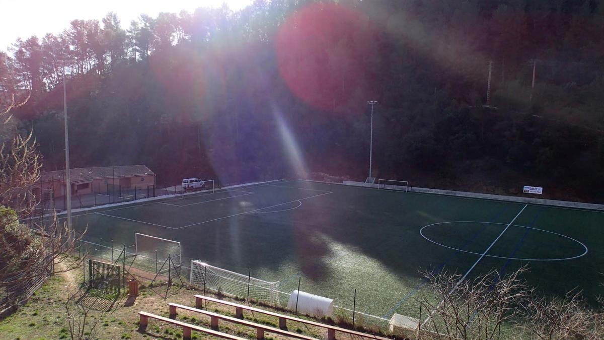 snapse vrd terrains de sport Belgentier 4