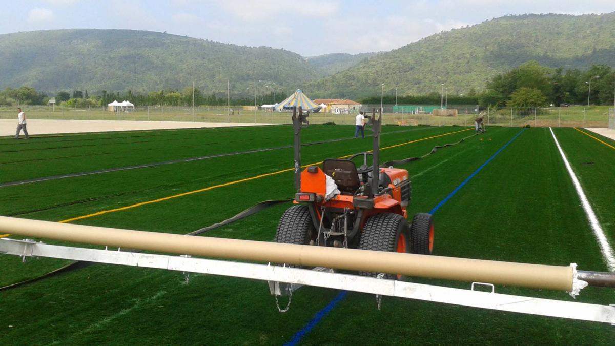 snapse vrd terrains de sport La Roquebrussanne 2