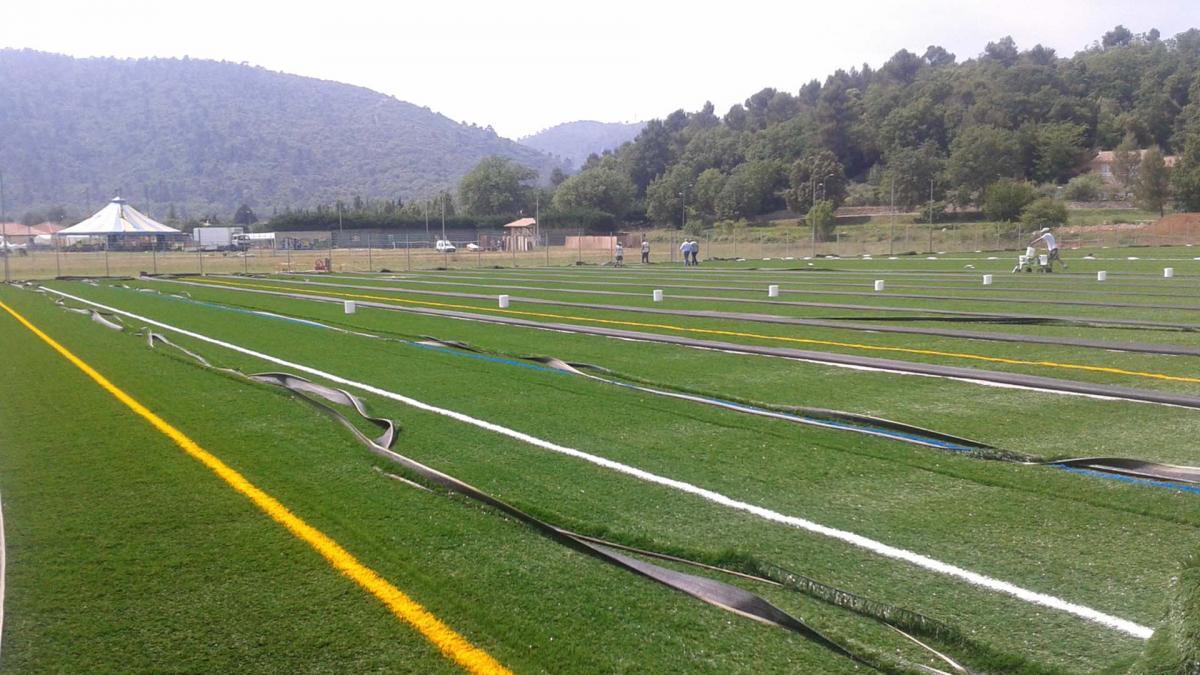 snapse vrd terrains de sport La Roquebrussanne 3